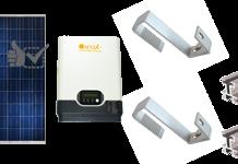 zonnepanelen yingli poly 250wp omnik clickfit