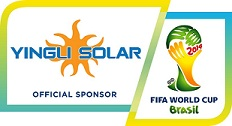 yingli sponsor fifa world cup Brasil