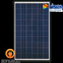 blauw zonnepaneel van Risen Energy