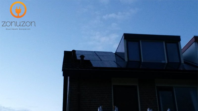 molenhoek zonnepanelen