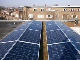 Utrecht zonnepanelen