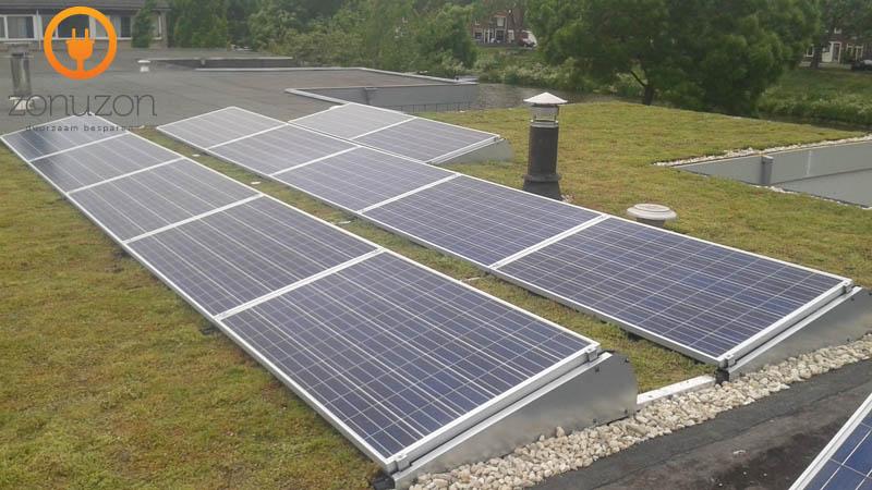 Solar Sedum Systeem