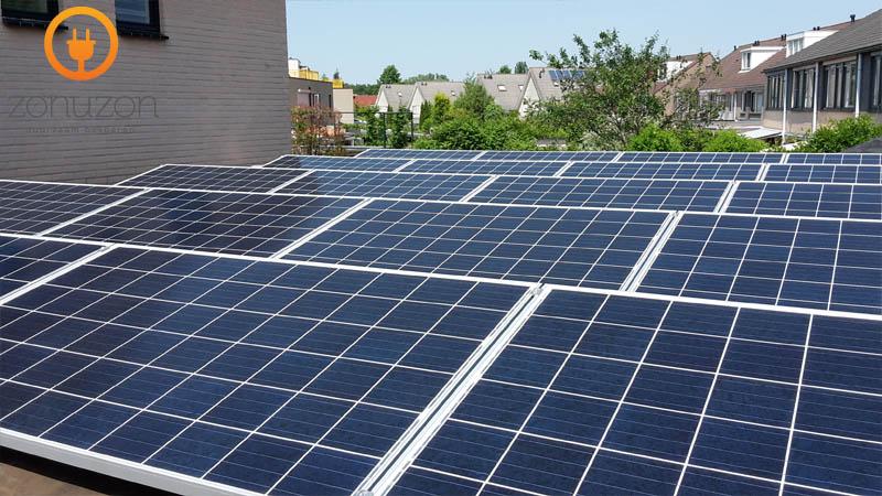 zonnepanelen balgoij