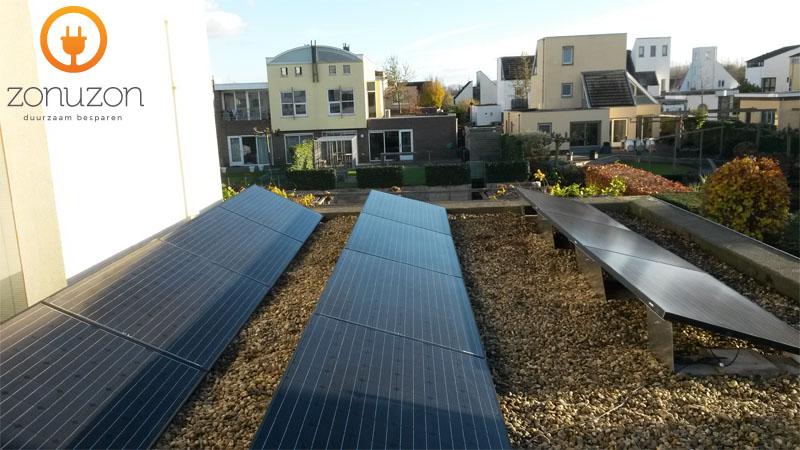 zonnepanelen winssen