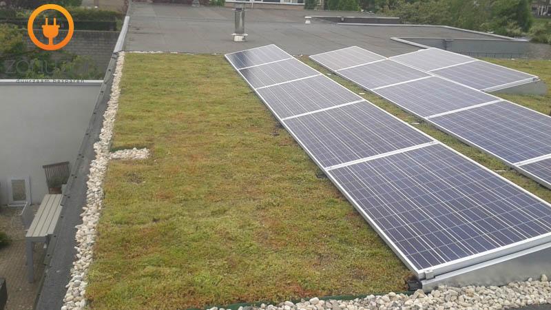 SolarSedum Systeem